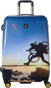 National Geographic Adventure of Life X-Biker 4-Rollen Trolley 78 cm