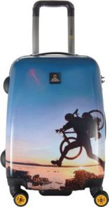 National Geographic Adventure of Life X-Biker 4-Rollen Kabinentrolley 55 cm