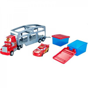 Mattel - Disney Cars - Macks Farbwechsel Station