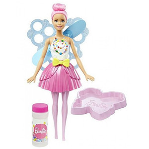 Mattel - Barbie - Dreamtopia Seifenblasen Fee Puppe