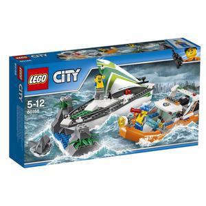 LEGO City 60168 Segelboot in Not