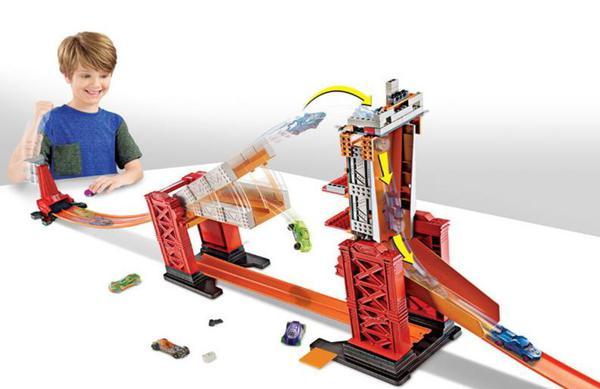 Hot Wheels Bridge Stunt Kit