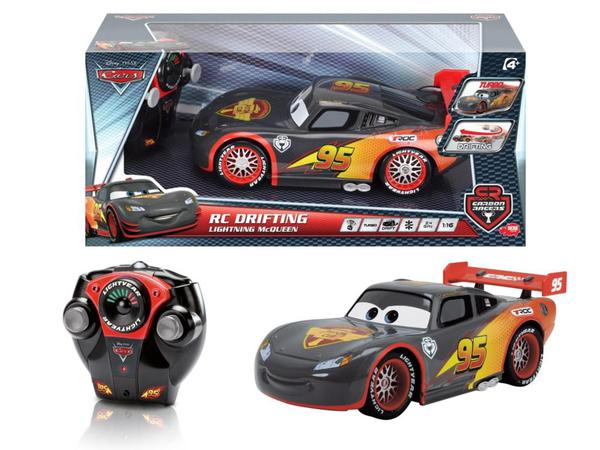 Dickie RC Carbon Drifting Lightning McQueen Cars