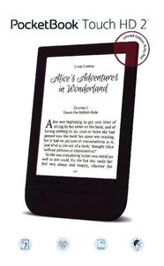 Pocketbook Touch HD 2 ruby red, E-Book Reader