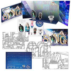 Sing (mit Spiel- & Spass-Überraschung)  (DVD)