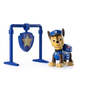 Paw Patrol - Action Pack Hundewelpe, Chase Pull Back Pup