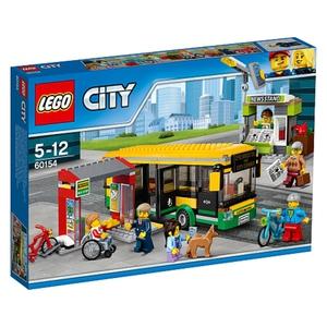 LEGO City - 60154 Busbahnhof