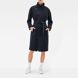 Minor Classic Wool Trench