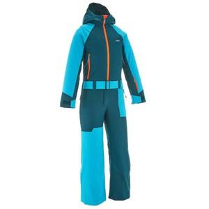 WED´ZE Skianzug 500 Jungen blau, Größe: 8 J. - Gr. 128