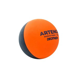 Beachtennis Ball Einzeln orange/blau