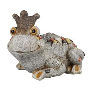 Deko-Frosch aus Keramik