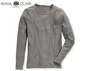 ROYAL CLASS CASUAL Pullover