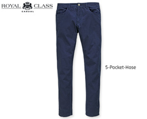 ROYAL CLASS CASUAL Chino-Hose bzw. 5-Pocket