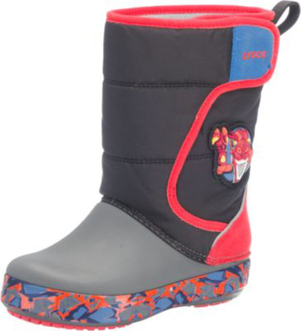 buy popular f6bc4 84308 Winterstiefel LodgePoint Lights RoboRex , Blinkies, gefüttert Gr. 24/25  Jungen Kleinkinder