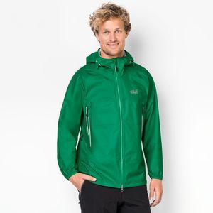 Jack Wolfskin Hardshell Männer Mountain Pass Men XL grün
