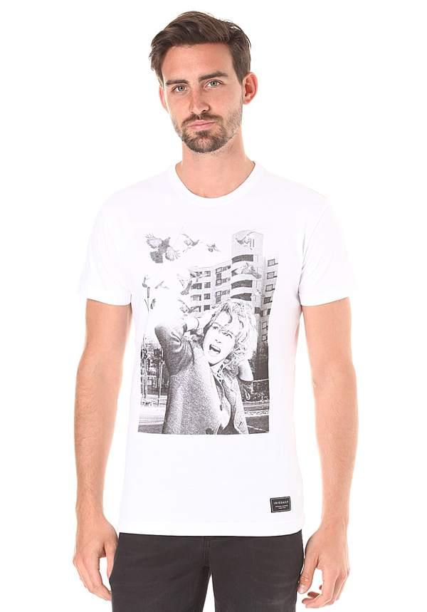 1f40bd09da4c3c Iriedaily The Pigeons - T-Shirt für Herren - Weiß von Planet Sports ...