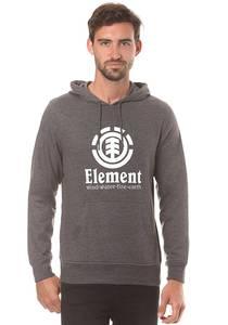 Element Vertical - Kapuzenpullover für Herren - Grau