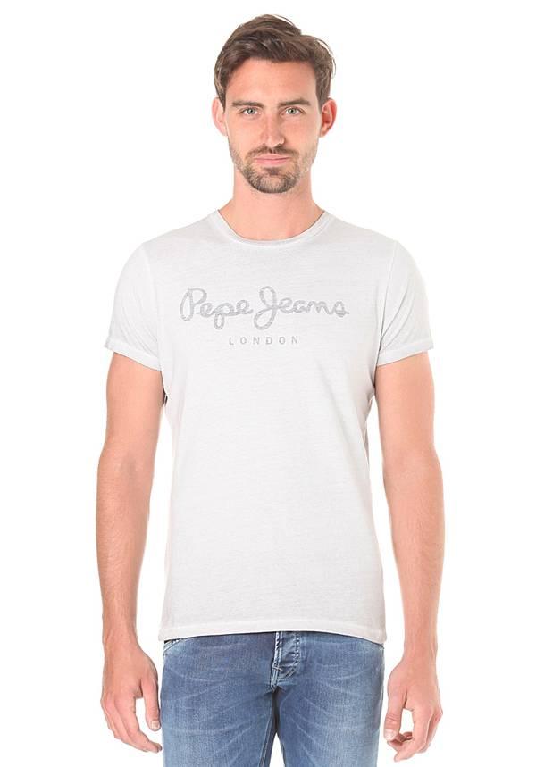 01b460351854 Pepe Jeans Battersea - T-Shirt für Herren - Schwarz von Planet ...