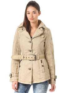 khujo Tampa Biker - Jacke für Damen - Beige