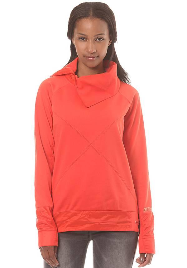 b07ecd1aa252c0 Chiemsee Onna - Sweatshirt für Damen - Orange von Planet Sports ...