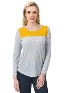 Rip Curl Delano - Langarmshirt für Damen - Grau