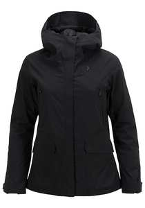 Peak Performance Whitewater - Outdoorjacke für Damen - Schwarz