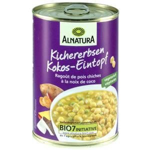 Alnatura Bio Kichererbsen-Kokos-Eintopf 5.73 EUR/1 kg