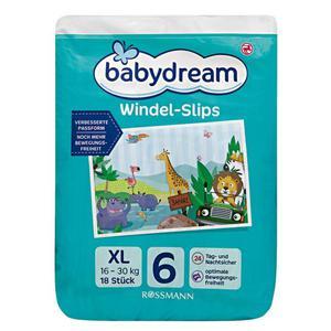 babydream Windel-Slips XL