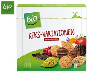 bio Keks-Variationen