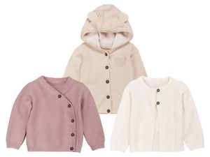 LUPILU® PURE COLLECTION Baby Mädchen Strickjacke/-pullover