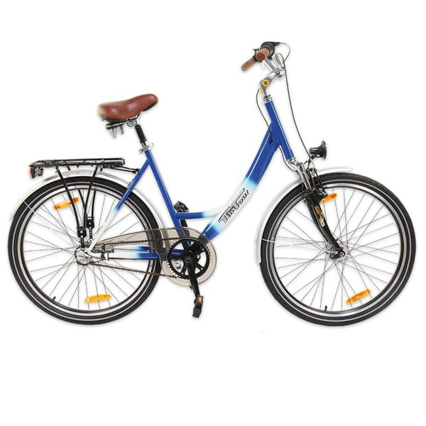 City-Bike »Tim Tour PRO« 26 Zoll blau