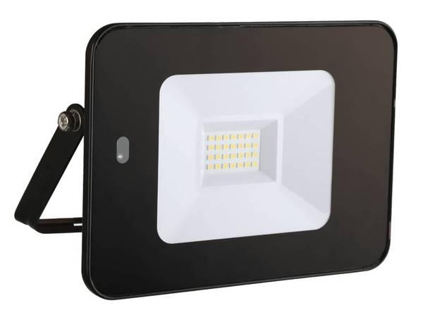 LED Flutlicht 20W mit integriertem Bewegungsmelder und Fernbedienung