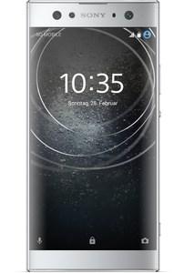 Sony Xperia XA2 Ultra Smartphone silber