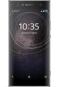 Sony Xperia XA2 Ultra Smartphone schwarz