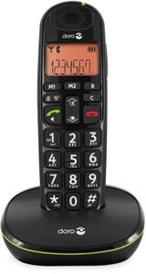 Doro PhoneEasy 100 W Schnurlostelefon schwarz