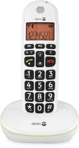 Doro PhoneEasy 100 W Schnurlostelefon weiß