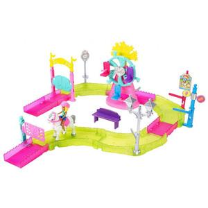 Mattel - Barbie - On the Go - Freizeitpark Spielset