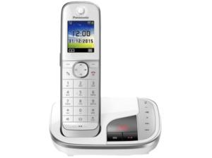 PANASONIC KX-TGJ 320 GW, Schnurloses Telefon, Weiß