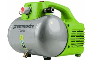 Greenworks Kompressor 6 l  6,8 bar