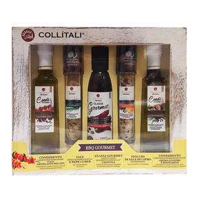 "COLLITALI             Holzbox ""BBQ"""