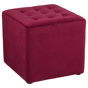 CARRYHOME HOCKER Rot