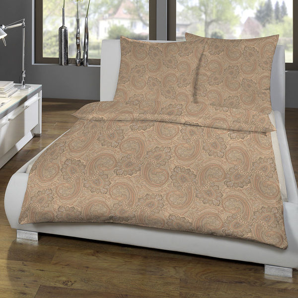 estella jersey bettw sche paisley 3 teilig von karstadt. Black Bedroom Furniture Sets. Home Design Ideas
