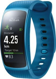 Samsung                     Gear Fit 2 (Small)                                             Blau