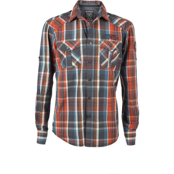 Herren Freizeithemd mit 2 Brusttaschen von AWG Mode ansehen ... d774d198c6