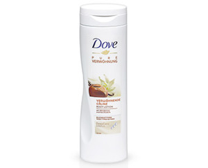 Dove Body Lotion oder Body Milk
