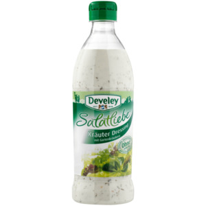 Develey Salatliebe Kräuter-Dressing 500ml