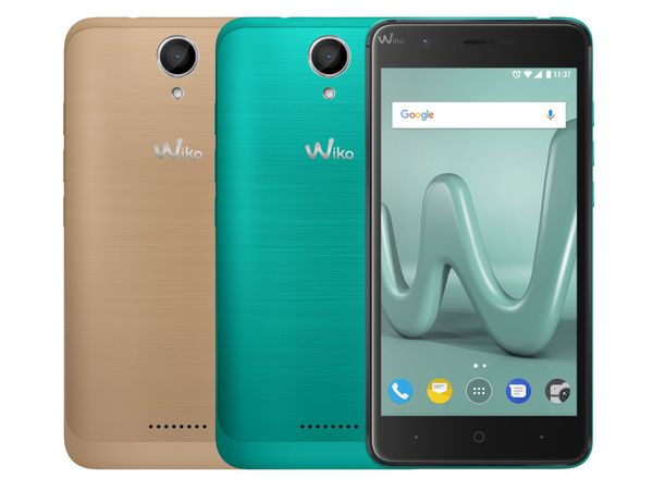 Wiko Harry Smartphone