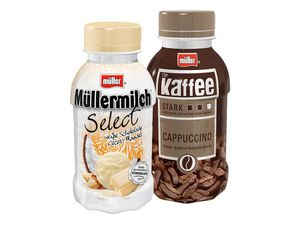 Müllermilch Select/ Typ Kaffee