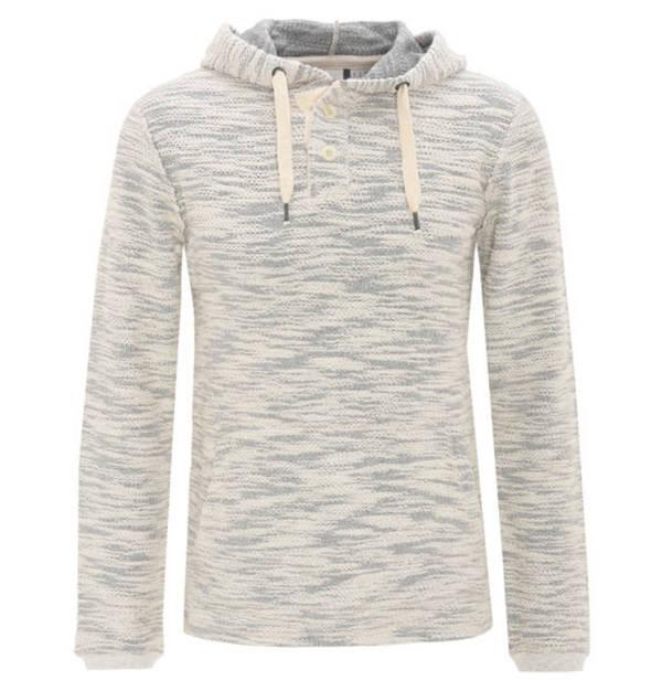 manguun Sweatshirt, zweifarbig, Kapuze, Eingrifftaschen von Galeria ... e9337ad848