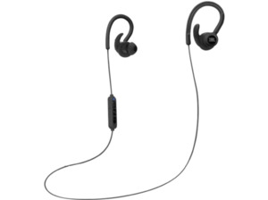 JBL Reflect Contour, In-ear Kopfhörer, Headsetfunktion, Bluetooth, Schwarz